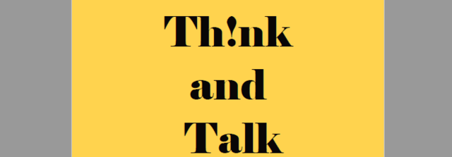 Th!nk and Talk